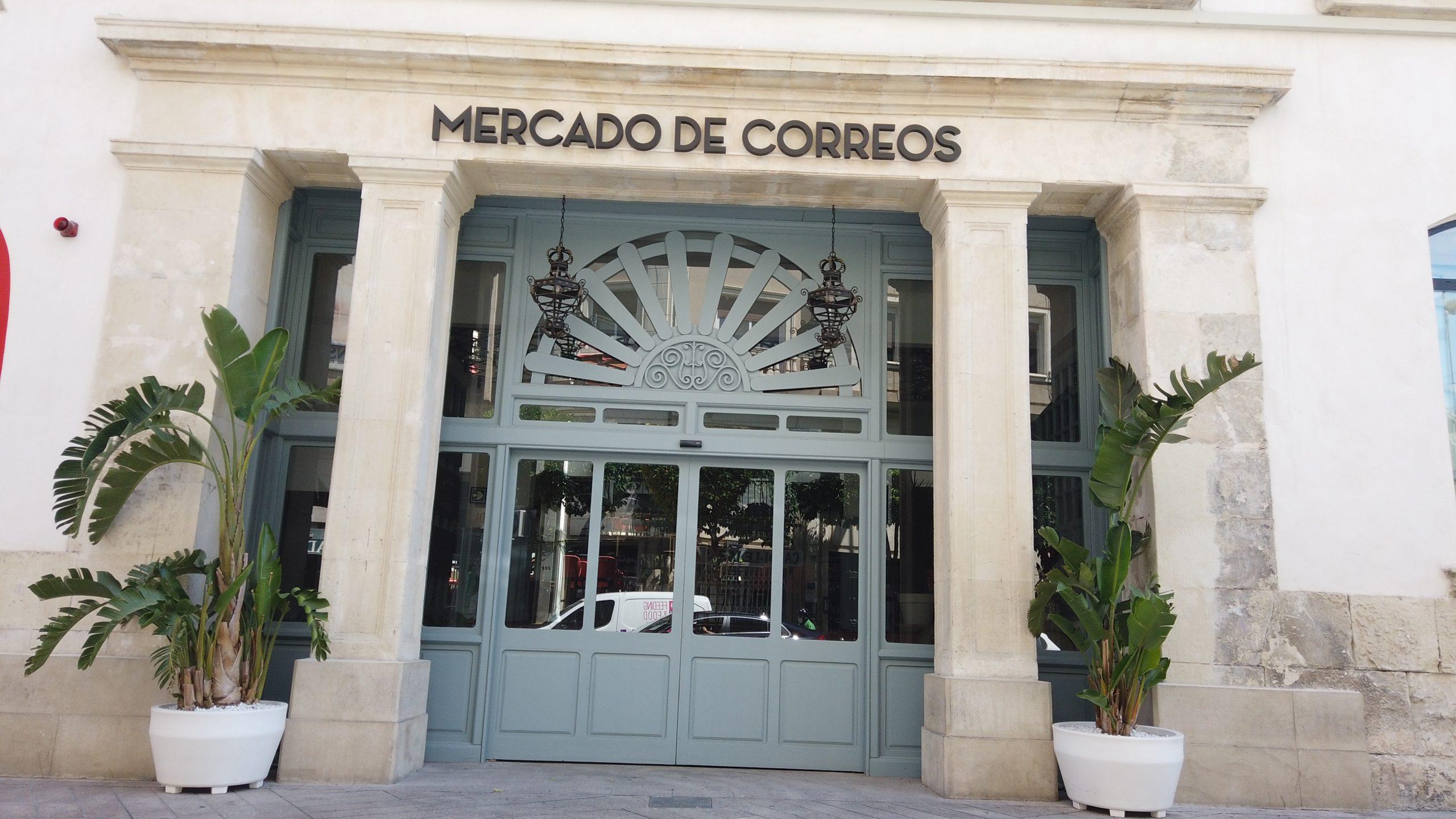 Mercado de Correos