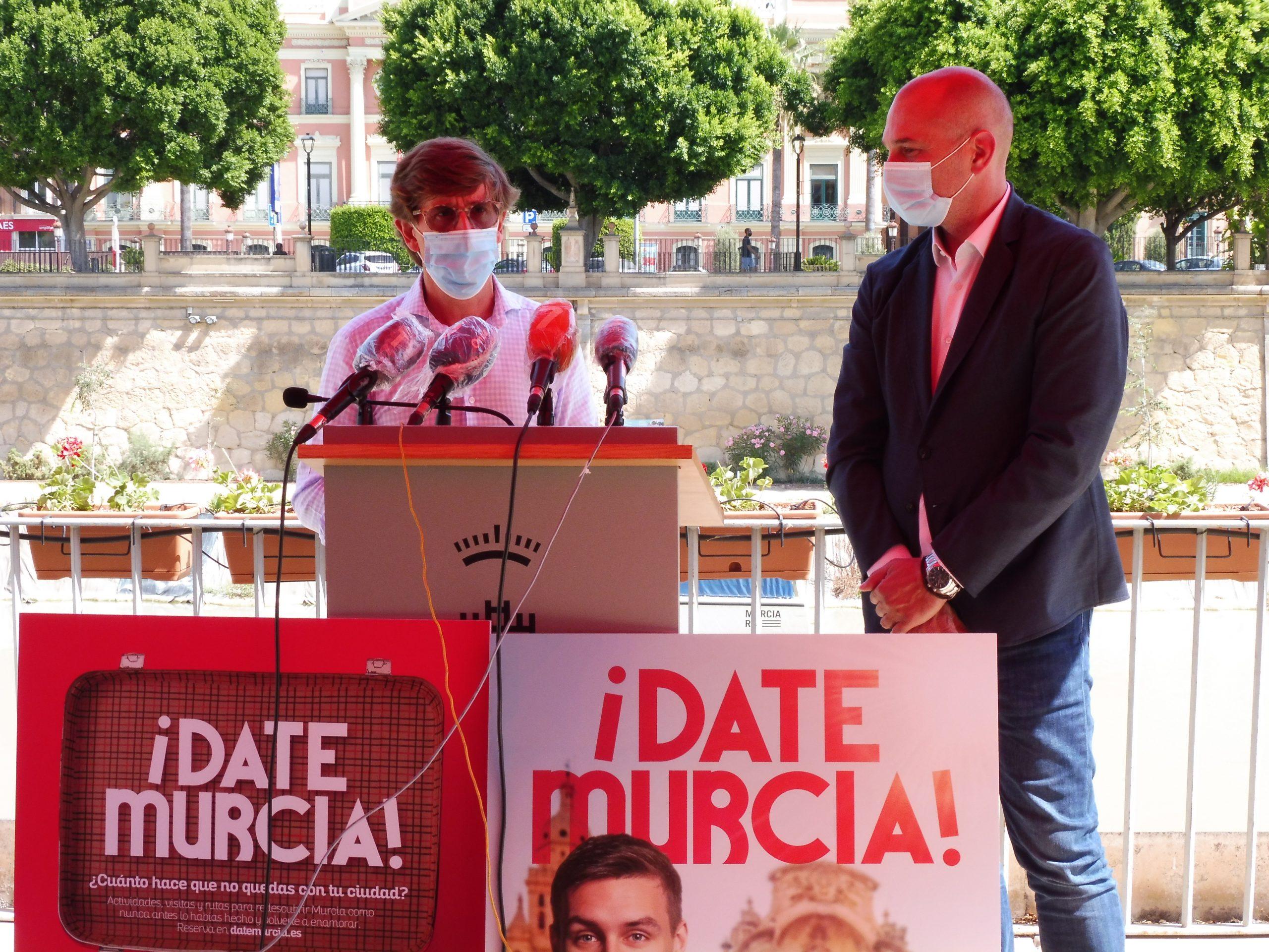 Date Murcia