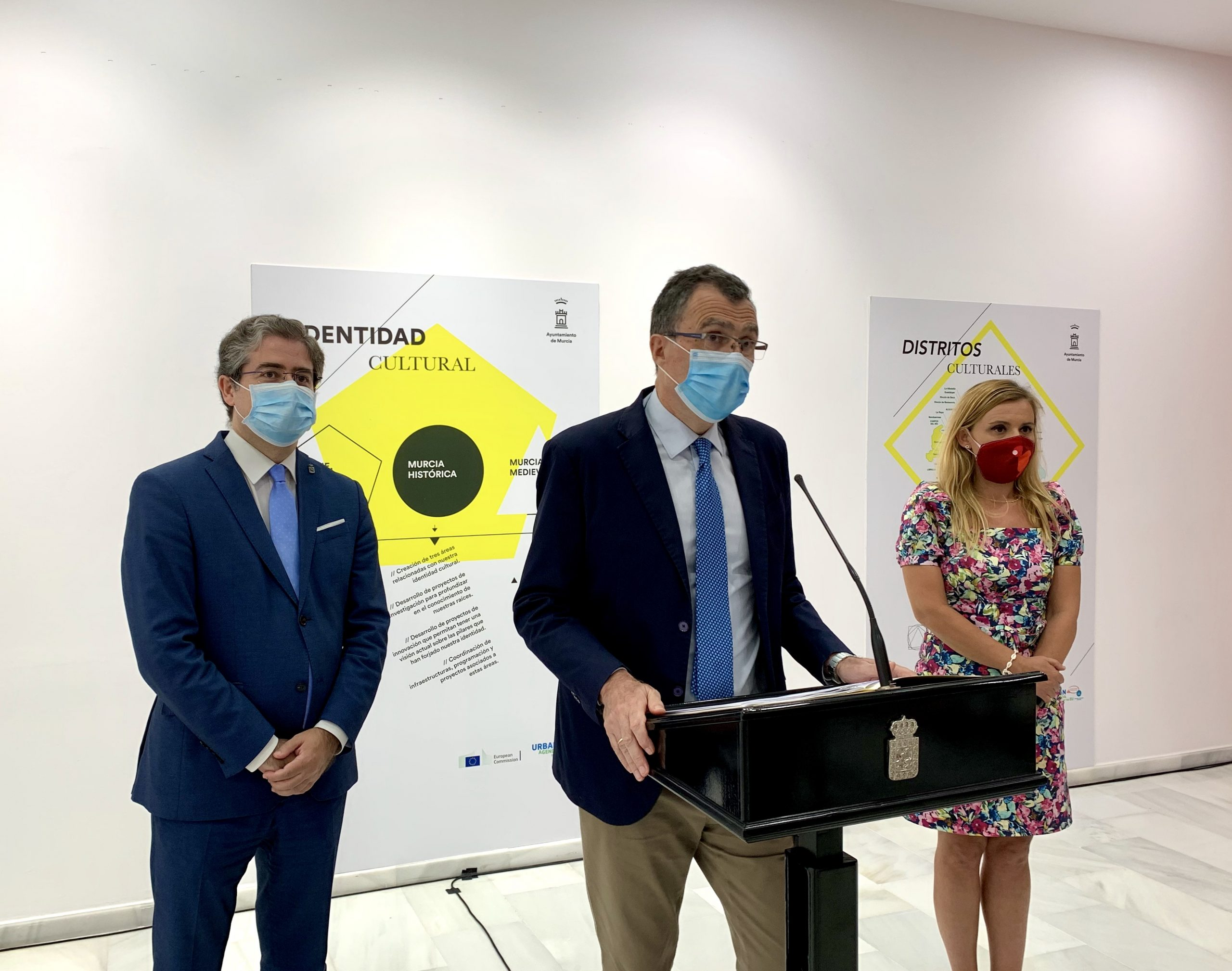 Nuevo Modelo cultural Murcia