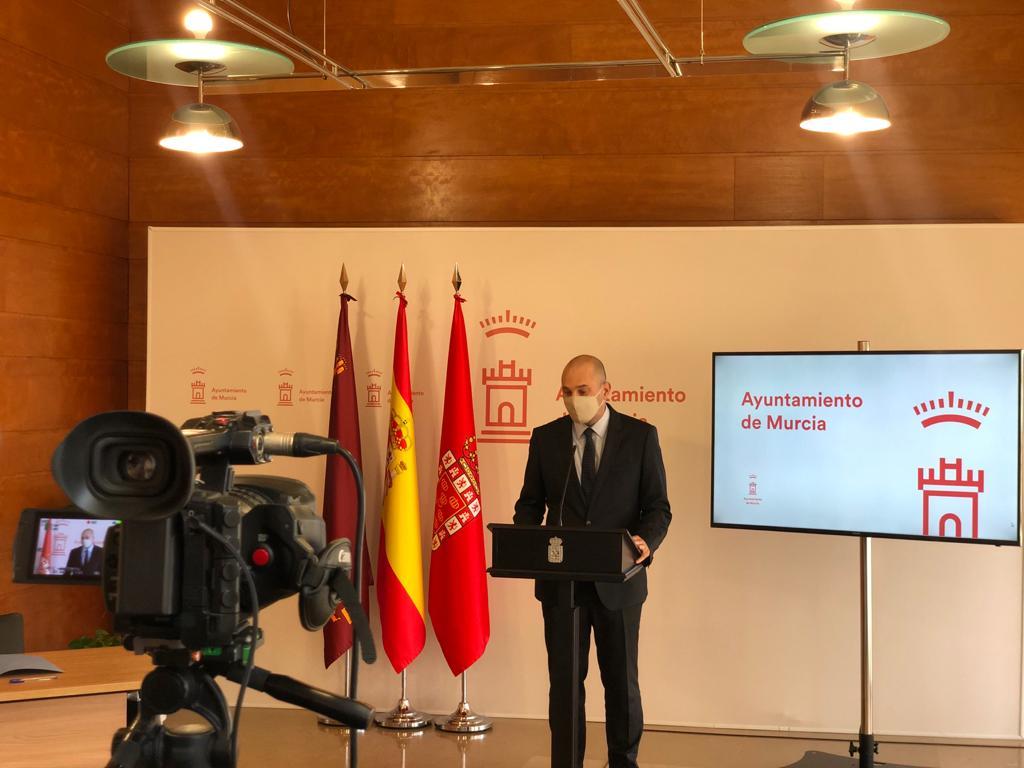 acuerdo ayuntamiento Murcia